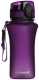 Бутылка для воды UZSpace One Touch Matte / 6007 (350мл, фиолетовый) -