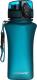 Бутылка для воды UZSpace One Touch Matte / 6007 (350мл, голубой) -