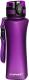 Бутылка для воды UZSpace One Touch Matte / 6008 (500мл, фиолетовый) -
