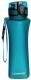 Бутылка для воды UZSpace One Touch Matte / 6008 (500мл, голубой) -