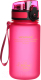 Бутылка для воды UZSpace Colorful Frosted / 3034 (350мл, розовый) -