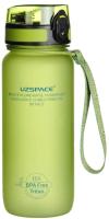 Бутылка для воды UZSpace Colorful Frosted / 3037 (650мл, зеленый) -