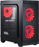 Корпус для компьютера Spire Pirate X2-G1415G/W-U3-2RL (черный) -