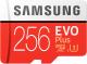 Карта памяти Samsung EVO Plus microSDXC 256GB + адаптер (MB-MC256HA) -