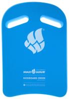Доска для плавания Mad Wave Cross (синий) -