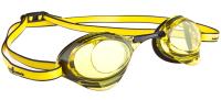 Очки для плавания Mad Wave Turbo Racer II (желтый) -