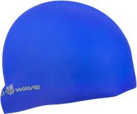 Шапочка для плавания Mad Wave Intensive (синий) -