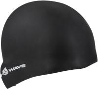 Шапочка для плавания Mad Wave Intensive (черный) -