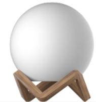 Прикроватная лампа m3 Light Wood Z 12722541 -