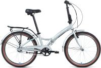Велосипед Forward Enigma 24 3.0 2020 / RBKW0Y643004 (белый) -