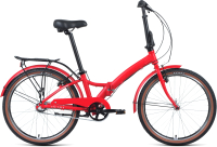 Велосипед Forward Enigma 24 3.0 2020 / RBKW0Y643006 (красный/белый) -