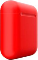 Чехол для наушников Volare Rosso Mattia Series для AirPods (красный) -