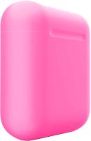 Чехол для наушников Volare Rosso Mattia Series для AirPods (розовый) -
