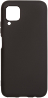 Чехол-накладка Volare Rosso Charm для P40 Lite/Nova 6 SE/Nova 7i (черный) -