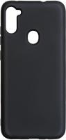 Чехол-накладка Volare Rosso Charm для Galaxy A11 (черный) -