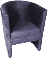 Кресло мягкое Lama мебель Рико (Vital Plum) -