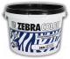 Краска Zebracolor Эко Люкс (1.5кг, белый) -