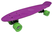 Пенни борд Indigo LS-P2206-D (фиолетовый) -