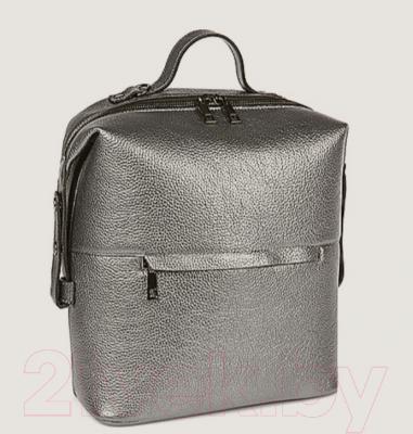 Рюкзак Galanteya 50017 / 0с347к45 (темная платина)