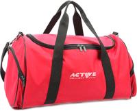 Спортивная сумка Galanteya 62007 / 0с372к45 (красный) -