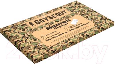 Мангал Boyscout 61237 (+ 6 шампуров)