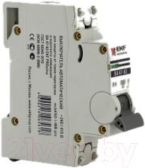 Выключатель автоматический EKF ВА 47-63 1P 6А (C) 4.5kA PROxima / mcb4763-1-06C-pro