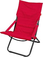 Кресло складное Ника Haushalt / HHK4/R (винный) -