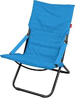 Кресло складное Ника Haushalt / HHK4/B (синий) -