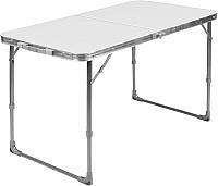 Стол складной Ника ССТ-3 (металлик) -