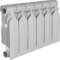 Радиатор биметаллический BiLux Plus R200 (6 cекций) -