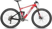 Велосипед BMC Fourstroke 01 Sram Eagle Nx 1x12 2018 / FS01TEANX (M, /красный) -