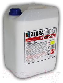 Грунтовка Zebracolor Зебразит GT 117