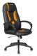 Кресло геймерское Бюрократ Viking-8N (искусственная кожа черный/оранжевый) -