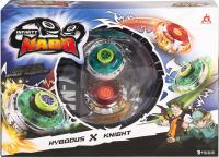 Игровой набор Infinity Nado Два волчка Сплит Hybodus & Knight / 36061 -