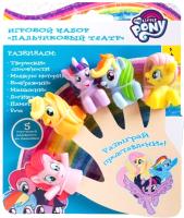 Развивающий игровой набор My Little Pony Пальчиковый театр / 37900 -
