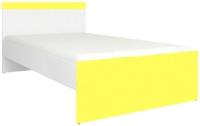 Каркас кровати Gerbor Моби 90 (нимфеа альба/униколор желтый) -