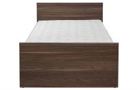 Каркас кровати Gerbor Опен LOZ 90 (орех калифорнийский) -