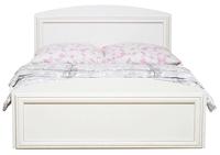 Каркас кровати Gerbor Салерно LOZ120 (белый) -