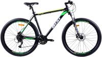 Велосипед AIST Slide 3.0 27.5 20 2020 (черный/зеленый) -