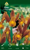 Семена цветов АПД Ирис голландский Броунз Квин / A30257 (10шт) -