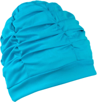 Шапочка для душа Mad Wave Velcro (бирюзовый) -