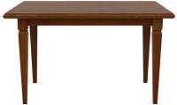 Обеденный стол BRW Соната 140 (каштан благородный) -