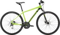 Велосипед Cannondale Quick CX 4 2019 / C31437M10MD (зеленый) -