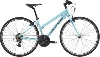 Велосипед Cannondale Quick 8 2019 / C31819F10LG (голубой) -