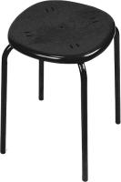 Табурет Аквилон ТП02 (черный) -