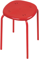 Табурет Аквилон ТП02 (красный) -