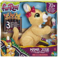 Интерактивная игрушка Hasbro Кенгуру Джози и ее малыши / E6724 -