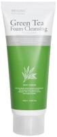 Пенка для умывания 3W Clinic Green Tea Foam Cleansing (100мл) -