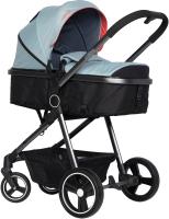 Детская универсальная коляска Colibro Onemax 2 в 1 (Sky) -