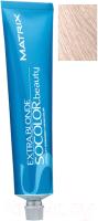 Крем-краска для волос MATRIX Socolor Beauty Ultra Blonde UL-M .8 мокка (90мл) -